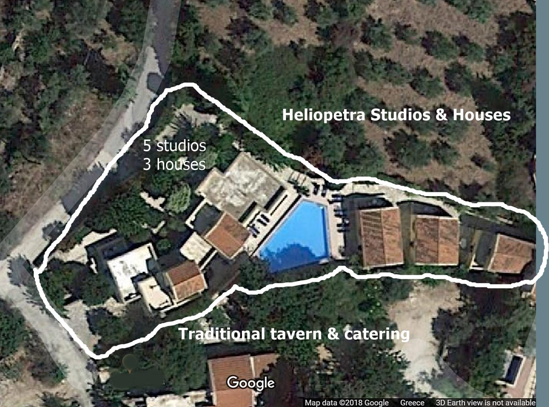 Gruppenunterkunft auf Kreta